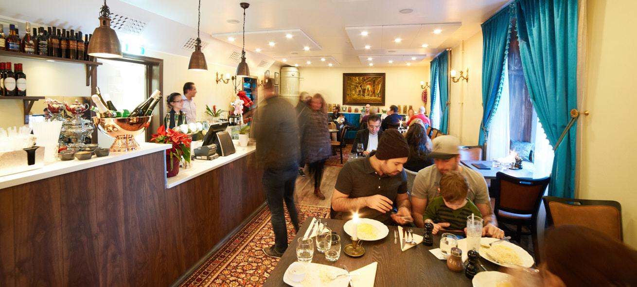 iransk restaurang stockholm