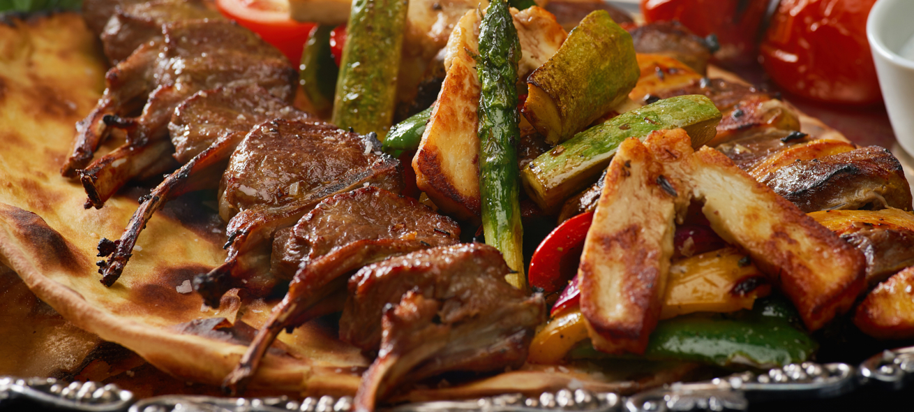 Saaghi Grill | Det bästa från det Persiska köket